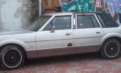 1988 Lincoln Town Car with Less than 150,000 miles. Runs Good! Interior is in great shape. Would make a nice cab. Belonged to a elderly lady and car sat for several years. Car has now been completely gone through and NEWLY REPLACED PARTS: fuel pump, fuel