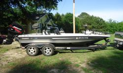 Comes with 1197 Hummingbird depth finder. Batteries on board, charger. New trolling motor. New tires on trailer.