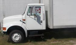 Do you need a great big truck ? A 1996 international 24 foot long bed truck , great for moving,storaged,etc asking $10,500.00 o.b.o. if interested please call me @ 910-850-1617 ( 171,000 miles )