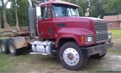 1994 Mack Truck CH Series 10 speed 350 Motor. Good condition.