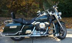 1996 Harley Davidson Road King Excellent Condition 16,700 miles With extras Must see!  8,800 Cell -- Home --
