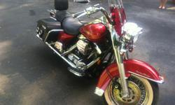 1340 cc 5 speed 29000 miles 2 helments 2nd owner was $9500.00 reduced to $8000.00