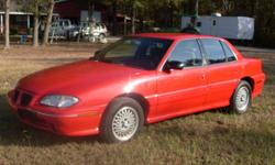 1997 Pontiac Grand AM Se Sedan 4Cyl. Miles - 128,711 CASH PRICE - $2,750 or Ask about our finance options and pay off at tax time!! Call 870-530-2296