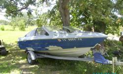 Have title for boat, motor, and trailer. needs alot of work, inside and motor. make offer
