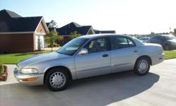 1999 Buick Park Ave, cold air condition, power windows, locks, trunk, seats, leather interior, new brakes and front tires, rear tires almost new. 110000 miles and runs good. 29 MPG highway 24 MPG city.