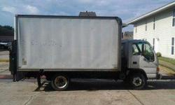 1999 Isuzu NPR15' Box Truck w/Flat Liftgate. 134K Miles. Gas 5.7L. Automatic. New rear door. One owner. All tires have 34K. Great truck for city driving.