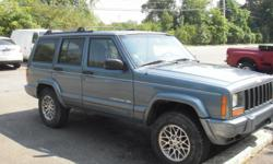 1999 Jeep Cherokee Limited 4WD 4.0L 6cyl $3500 obo This Jeep has 183,000 miles on it and runs good. I am getting rid of it because I drive over an hour to work everyday and I need a car that is better on gas. The Jeep has a little rust on the rockers but