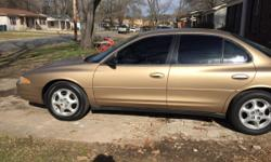 The car runs good. Heat and a/c works fine. Two small minor dents. Interior roof needs a LITTLE work. Good dependable car with clean title in hand. Asking $1700 (OBO). 181***mileage. I'm willing to lower the price.... (501)960-7147