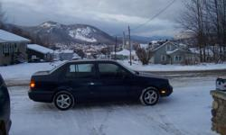4 Cyl - 4 DR Sedan - FWD - Automatic. Options Include: Power Windows Locks & Sun Roof. Airconditioning with AM/FM Radio & Multi Disc Player. New Battery, distributor & timing mechanism, fresh oil change with flushed out engine clean. Exterior Dark Blue in