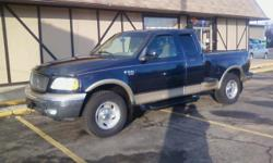 Excellent running truck with many new parts. All of the high wear items have been replaced on this truck with the last year : universal joints, tie rod ends, ball joints, upper control arms, idler arm, front axles, front wheel hubs, rotors, brakes, master