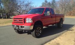 2000 Ford F-350 Powerstroke Diesel 7.3L ZF6 Manual Transmission F350 Superduty, Many Extras,195,500 Miles, Strong Running Truck, Clean Inside and Out!
