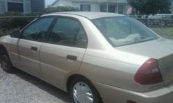 140,000 miles on it. Runs good. Kelley Blue Book Value $2000-$2500