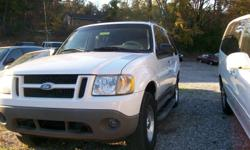2001 ford explorer nice inside & out has one small dent in tail gate runs & drives great