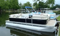 2002 Bennington Party Barge 18 foot with 50 hp Johnson. Short term layaway available with no credit check. We will go up to 3 months in the spring/summer and up to 6 months in the fall/winter. Most boats we require $500.00 down. We also offer upgrades