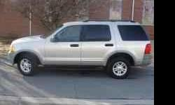 """2002 Ford Explorer XLS for sale with only 114,000 miles (majority HIGHWAY MILES). It RUNS GREAT, In GREAT CONDITION. Only asking $6500/OBO- sold """"as is."""". If interested: Call 319-610-7682 (please leave message with name and number). **ONLY SERIOUS"""