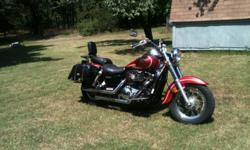 Motorcyle for sale: Kawasaki vulcan Classic 1500cc