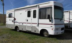 One slide out; 60,000 miles; Vortex engine; Workhorse chassis