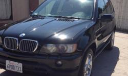 I have a 2003 BWM x5 4.4i for sale for 9500. It has 95000 miles. If interested contact this ad.
