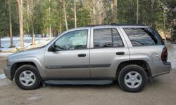 L.S. model,4w.d., 4door. color: Pewter exterior& interior. 6 cylinder. Original owner, 84,500 miles. All 4 tires new on January 28,2011! Have all maintenance records. oil changed every 3000 miles. Interior excellent condition! book value $9,995.00