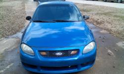 Very dependable car has new motor and trans 2.0L 4 cylinder automatic transmission it gets 32 miles per gallon