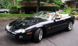 Beautiful 2003, 105,000 pampered miles, 2dr, V8, convertible. This car is loaded with virtually all the options Jaguar offered at the time. Six speed automatic, sport shift, climate control heating/cooling system, anti-theft alarm system, six disc cd