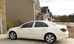 Acura's top of the line automobile with every option available from the dealer. Low miles for 05 with only 58k. Leather, Navigation, Sunroof/Moonroof, Bluetooth/Handsfree. Car is over $54k brand new. This one is note even broken in for an Acura and you