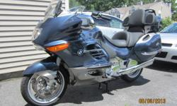 2005 K1200LTC like new condition, 1187 miles and no damage, no scratches, no stories. All keys and alarm remotes plus manuals. 600 mile service done by a dealer, new battery installed and oil change done on 10/2012. Bike is 100% stock with regular heated