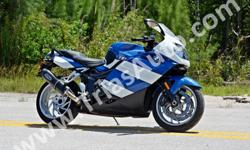2005 BMW K 1200 S - Free Helmet - BMW K1200 - We Finance SEBASTIAN: 305-815-7258 (ENGLISH/SPANISH) CARLOS: 305-300-185 (SPANISH) OFFICE: 305-948-1111  Visitwww.triasauto.comfor more info and more inventory...  Up for sale is this