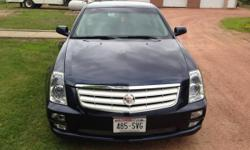 Make: Cadillac Model: STS Year: 2005 Body Style: Car Exterior Color: Dark Blue Interior Color: Beige/Tan Doors: Four Door Vehicle Condition: Very Good  Price: $9,000 Mileage:91,000 mi Fuel: Gasoline Engine: 8 Cylinder