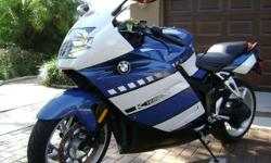 2006 BMW K1200S Sport Touring Blue White. More info: ipppw34@hotmail.com