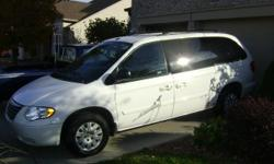 NICE USED 2006 TOWN AND COUNTRY VAN , 3.3 V-6 AUTOMATIC POWER SEAT , POWER WINDOWS , POWER MIRORRS, FRONT AND REAR AIR AND HEAT QUAD SEATING AND STOW AND GO SEATING, THEY FOLD INTO THE FOR FOR MORE ROOM TO HAUL THINGS . CLEAN CAR FAX 2 OWNER HAS LOTS OF