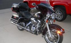 2006 Harley- Davidson Electra Glide Classic. Extended Warranty until 12/2014. Up to date service - 33K Many extras negotiable. Bluebook @ $11,700.00 Asking $10,500.00. Owner has title. Call Pat @ 623-444-8262 after 5:00 P.M.