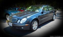 530-343-5565 | 800-600-5564   2006 Mercedes Benz E350 3.5L Our Price $13,995   Mileage:97,069 miles Exterior:Capri Blue Metallic