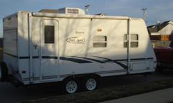 2006 Trail Sport Camper 19ft. In excellent condition. All appliances work. Serious inquires contact me.