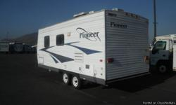 Fleetwood Pioneer 190FQ Unspecified White 0 Not Applicable 2006 RV - Camper AMV TRADING LLC --