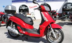 2007 Kymco People 250s Red, Only 1500 miles, just serviced, new battery 2695.00  The Motorcycle Shop 2423 Austin Hwy San Antonio, TX 78218 210 654-0211  Come in and check it out!