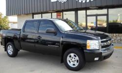 4 Door, Crew Cab, 4 Wheel Drive, Automatic Transmission, Alloy Wheels, Bedliner, Towing Package, Air Conditioning, Power Door Locks, Power Mirrors, Power Seats, Power Steering, Power Windows, Tilt Steering, AM/FM Radio, CD Player, Information Center,
