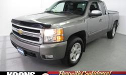 Vortec 5.3L V8 SFI, 4-Speed Automatic with Overdrive, and 4WD. Hurry and take advantage now! Chevrolet FEVER! Are you interested in a simply great truck? Then take a look at this reliable 2008 Chevrolet Silverado 1500. So go ahead and feel free to flex