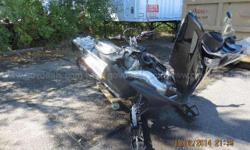 *Online auction for government property. Auction ends 10/27/14. To view the auction click here or go to www.govdeals.com and enter 3732-43 in the search bar then click QAL# box and hit search.  This 2008 Polaris snowmobile was at our Mountain
