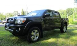 2008 Toyota Tacoma $25,470 Roberts Auto Services 888 Troy Schenectady Rd Latham, NY 12110 518-782-5161 Vehicle Information VIN: 5TELU42N98Z569149 Miles: 57069 Engine: 6-Cylinder 4.0L Stock #: Trim: TRD SR5 Color: BLACK SAND PEARL MPG: Photos Vehicle