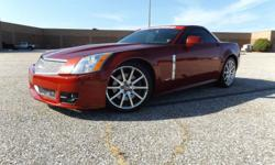 For more pictures email at: dremadaalamilla@bigboys.net . 2009 Cadillac XLR-V!This 2009 Cadillac XLR-V is on it's way to being a modern day classic, with the value for them CONSTANTLY going up! We have sent this vehicle through our tough 117+ Point