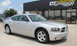 Like New Charger, Lots of equipment with power convenience features, tilt/telescopic steering wheel, and tinted windows that we have added and many other options. Automatic w/overdrive Transmission, Custom Wheels, Air Conditioning, Cruise Control, Power