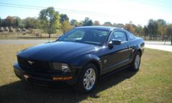 """V6 Coupe Deluxe, 19,000 miles, 5 Speed Auto Transmission, 16"""" Bright Alum WHLS P215/65r16 A/S BSW, Stainless Steel Single EXH, Variable Interval Wipers, Rear Windows Defroster, Cloth Front Bucket Seats, Air Conditioning, AM/FM CD/MP3/SAT Capable w/ Aud"""
