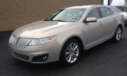 Year: 2009 Make: Lincoln Model: MKS Bodystyle: Sedan Doors: 4 door Mileage: 59,499 miles Engine: 3.7L V-6 cyl Transmission: Automatic Drive Line: FWD Fuel Type: regular unleaded Exterior Color: Tan Interior Color: Light Camel VIN: