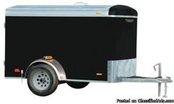 Chasony's Trailer Sales 3114 Augusta Tech Drive Augusta, GA 30906 706-496-7032 Specifications for TW58SA: $1689.80 Overall length: 11?10? Width: 7? Height: 6?5? Interior Length: 8?7? Width: 4?8? Height: 4?10? Rear Door: double Width: 4? Height: 4?2? Hitch