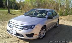 Make:  Ford Model:  Fusion Year:  2011 Exterior Color: Silver Interior Color: Gray Doors: Four Door Vehicle Condition: Very Good    Price: $18,700 Mileage:12,000 mi Fuel: Gasoline Engine: 4 Cylinder Transmission: Automatic