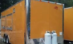 ProConcessions Trailer Sales 3114 Augusta Tech Drive, Ste. 401 Augusta, Ga 30906 www.proconcessions.com proconcessions@yahoo.com Phone: --  Priced at $28,900   Penske Yellow Aluminum