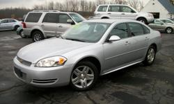 Master Motors of Buffalo 6575 S. Transit Rd. Lockport, NY 14094 () - 2012 Chevrolet Impala LT is a very sharp sedan that comes with plenty of comfortable options to make this a sedan that you will love driving. A 2012 Impala at such a great low