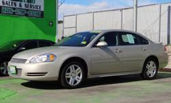 Mileage: 34,272 Stock #: 146 VIN #: 2G1WG5E3XC1118810 Trans: Automatic Color: Gold Mist Metallic Interior: Cloth State: WA Drive Train: FWD Engine: 3.6L V6 DOHC 16V FFV The Impala has evolved quite elegantly over the years and the 2012 model is an