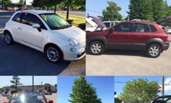 price listed is approximate weekly payments cute,clean little car many others to choose from in house financing no credit needed